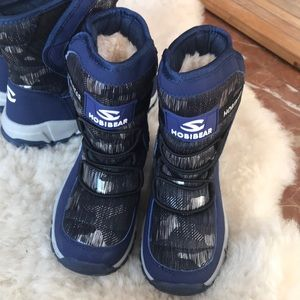 Hobibear winter shoes toddler size 12.5